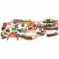 Wooden Railway Sets