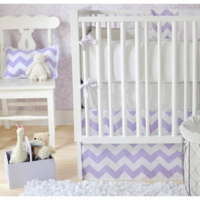 Zig Zag in Lavender Collection