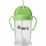 ZoLi BOT XL 9 oz. Straw Sippy Cup - Green