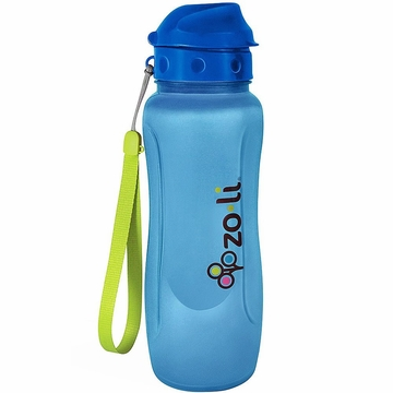 Zoli QUENCH Water Bottle - Blue