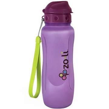 Zoli QUENCH Water Bottle - Purple