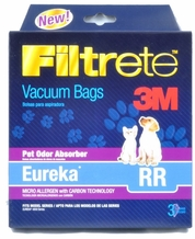 3m Eureka RR Antimicrobial Bag T7734 3 pack