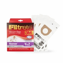 Hoover Type Y & Z Vacuum Cleaner Bags T4732 3 pack