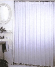 Mold and Mildew Resistant Shower Curtain