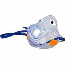 "PARI Bubbles the Fish"" Pediatric Aerosol Mask"""