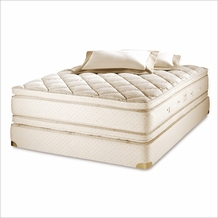 Royal Cloud Queen-Size Pillowtop 800i Innerspring Mattress