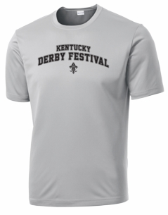 Collegiate Performance T-shirt Silver