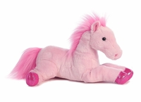 """12"""" Perfect in Pink Horse"""