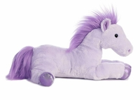 """12"""" Perfect in Purple Horse"""