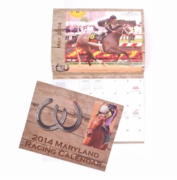 2014 Maryland Racing Calendar
