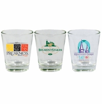 2015 Derby-Preakness-Belmont Shot Glass Set