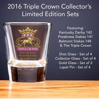2016 Triple Crown Collector's Limited Edition Sets