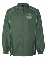 Belmont 148 Event Logo Rawlings Jacket, Forest