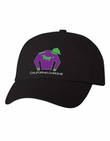 California Chrome Silks Cap Black