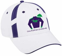 California Chrome Split Panel Sandwich Cap