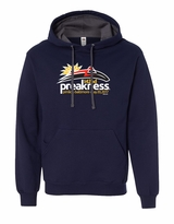 Event Logo Hooded Sweatshirt Navy