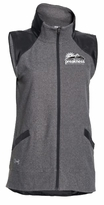 Ladies' Event Logo Under Armour Performance Vest Grey/Black