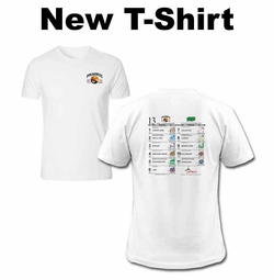 Preakness 141 Post Position T-Shirt