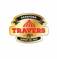2015 Travers Gold Lapel Pin