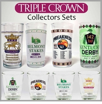 Triple Crown Collectors Sets