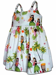 Girl's Bungee Dresses