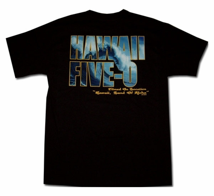 Hawaii Five-0 Film Crew T-Shirt