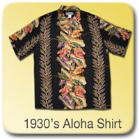 History of the Hawaiian Shirt and Dress
