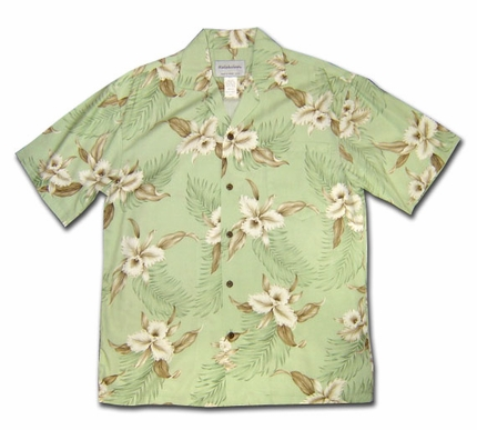 Kahala Greens Hawaiian Shirt