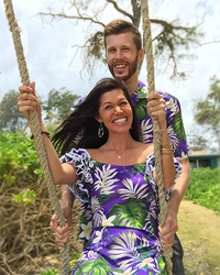 Mr/Ms Monstera Hawaiian Shirts and Dresses