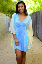 Ocean Tunic in Bold