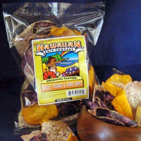 Original Sweet Potato and Taro Chip Mix