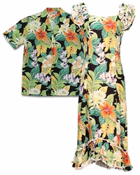 Vivacious Vibe Hawaiian Dresses and Shirts