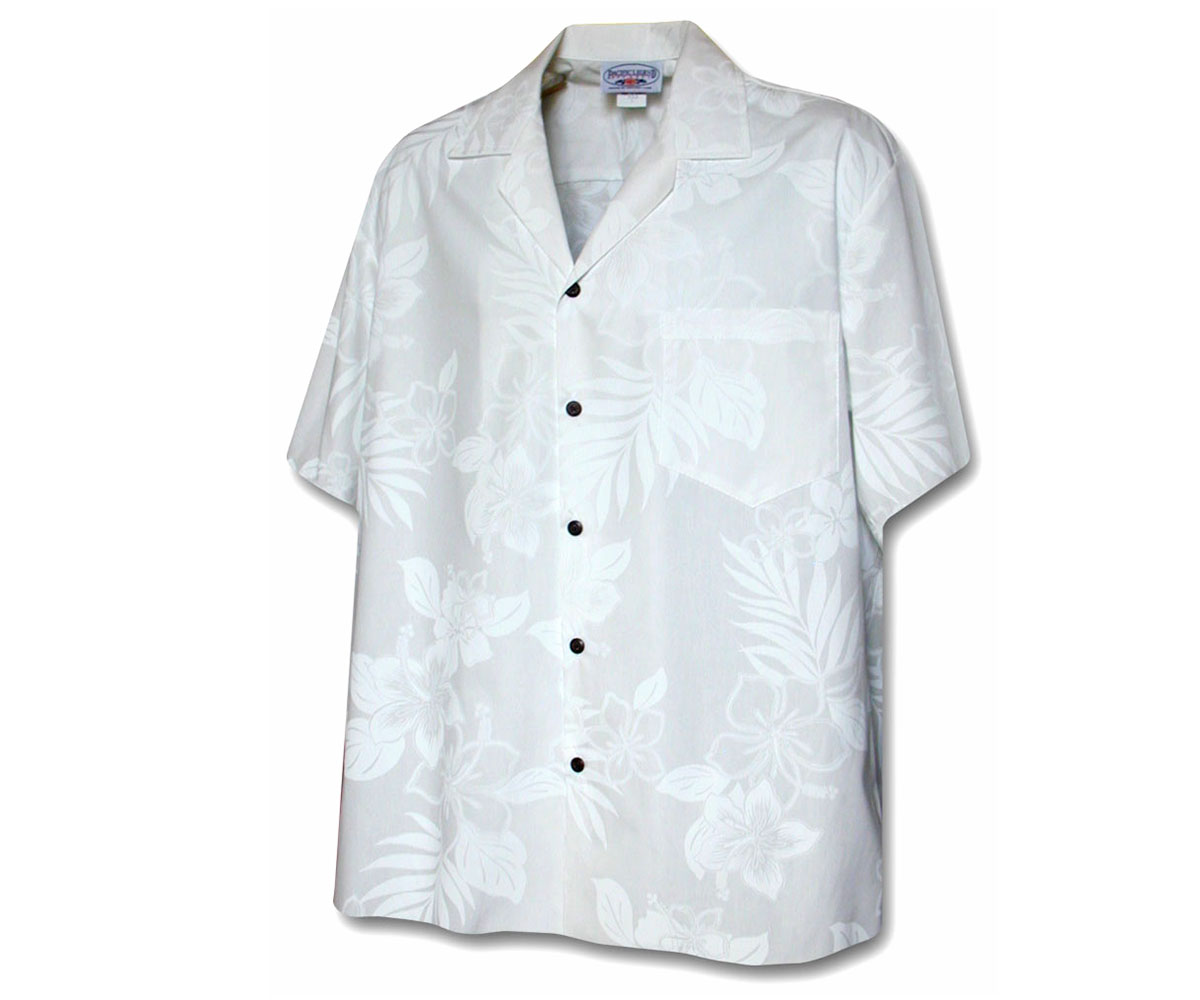Wedding Flower Boy 39 S Hawaiian Shirt