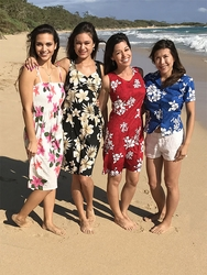 Women's Hawaiian Attire