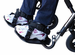 Convaid Foot Positioners - click here to enlarge