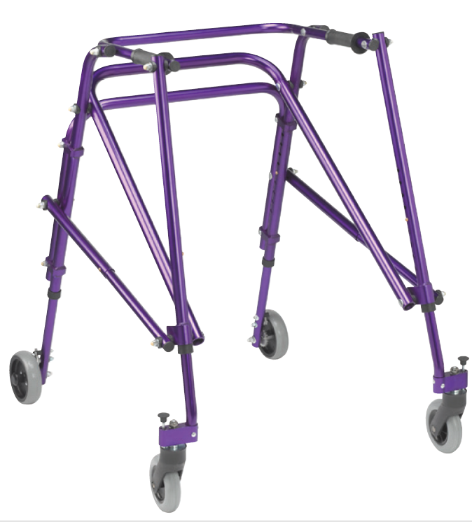 Samples of posterior walkers for adults