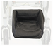 Padded Footbox (One Piece Footplate Required) - click here to enlarge
