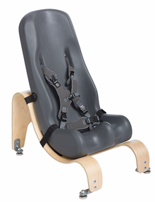 Special Tomato Soft-Touch® Sitter with Stationary Base