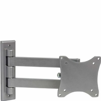 """9.2"""" LCD/Plasma Monitor Wall Mount Bracket - Supporting up to 33 lbs"""