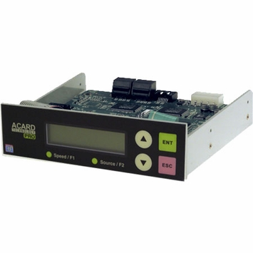 Acard (ARS2055B)ARS-2055BB  Native SATA Blu-Ray/DVD/CD Duplicator Controller - 5/6 Target Support 8x Blu Ray Recording