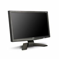 Acer (ET.DX3HP.C02) LCD  X203HCBD 20inch Wide 16:9 1600x900 5ms 1000:1 DVI