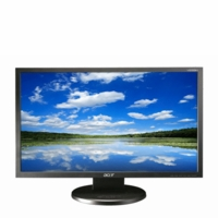 Acer (ET.VV3HP.A02) V233HAJbmd 23 inch Widescreen 80000:1 5ms DVI LCD Monitor, w/ Speakers (Black)
