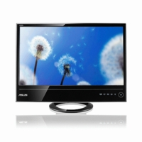 * Asus (ML238H) 23 inch Wide HDMI  LED Backlight LCD 1920x1080 2ms 10000000:1 White and Black Retail