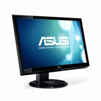 Asus (VG236H) LCD 23inch Wide HDMI 1920x1080 2ms 100000:1 Nvidia 3D Black Retail
