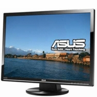 *Asus (VW266H) LCD 25.5inch Wide 16:10 1920x1200 2ms 20000:1 HDMI Speaker