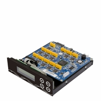 BestDuplicator BD-AMX1812L SATA CD/DVD/Blu Ray Duplicator Controller with 128MB Buffer Memory(1 to 11)