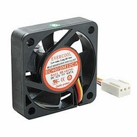Evercool - EC4010M12CA - 40x10mm Case Ball-Bearing Fan with 3-pin connector