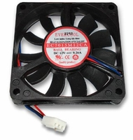 Evercool - EC7015M12CA - 70x15mm 3 Pin CPU fan W/ rpm monitoring