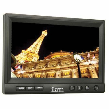 "ikan (V8000HDMI) 8"" HD Portable LCD Monitor - HDMI Input"