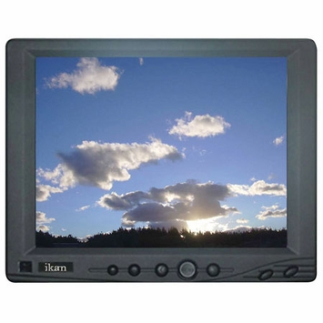 "ikan V8000T 8"" Touch Screen LCD Monitor - 1024x768 Built-in Speaker"